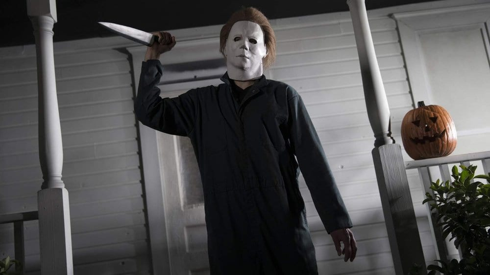An Aged Michael Myers Mask from the New Halloween Movie Is ...
