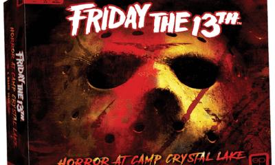 Horror at Camp Crystal Lake