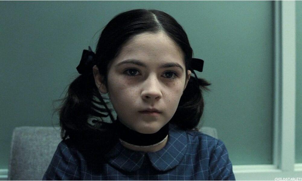 Isabelle Fuhrman in Orphan (2009) en 2020 (con imágenes