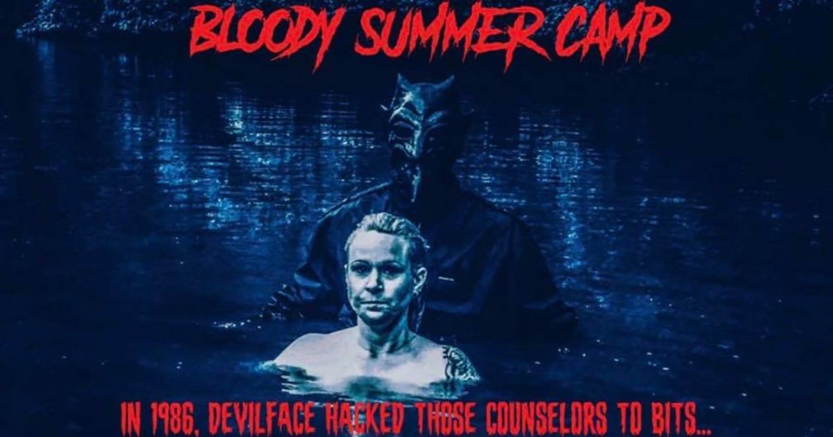 Trailer for 80s-Style Slasher 'Bloody Summer Camp' Released - Fright Nerd
