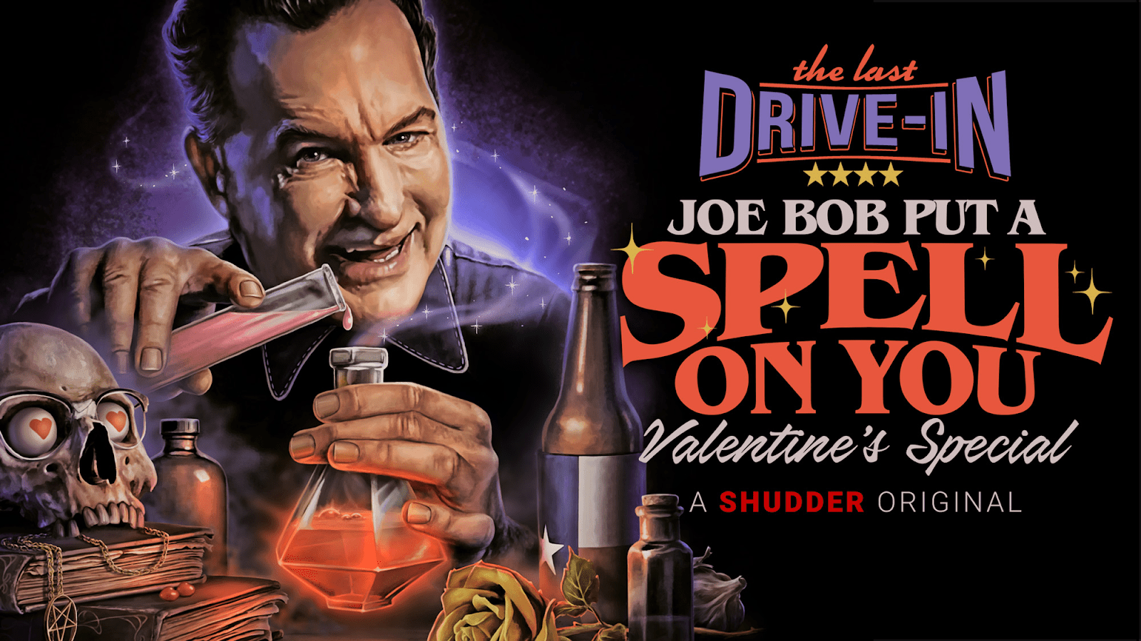 Joe Bob Put a Spell On You